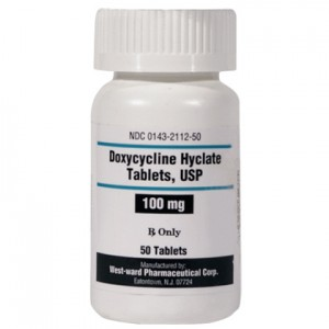 What Does Doxycycline Hyclate 100mg Cure